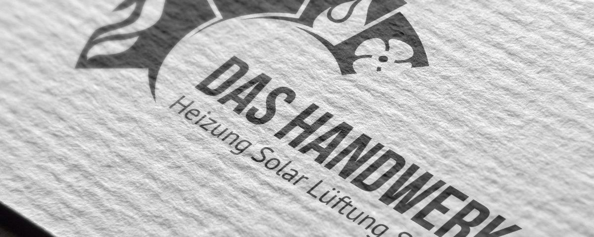 Logodesign Handwerk - Handwerker Logo