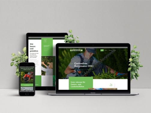 Werbeagentur Gartenbau