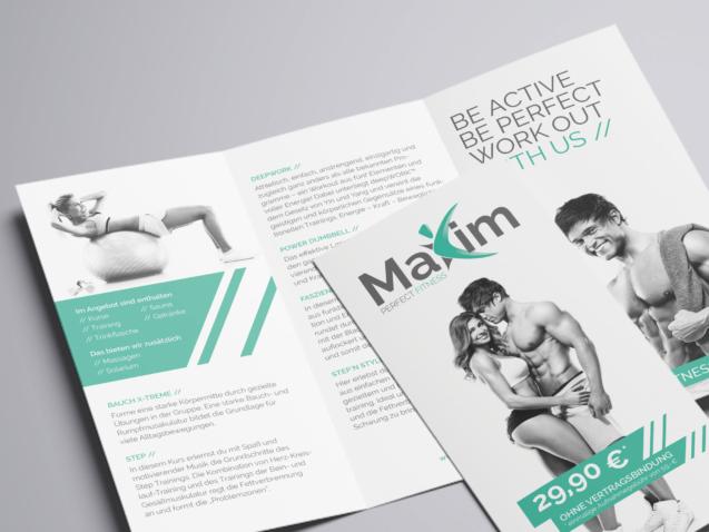 Werbeagentur Fitnessstudio